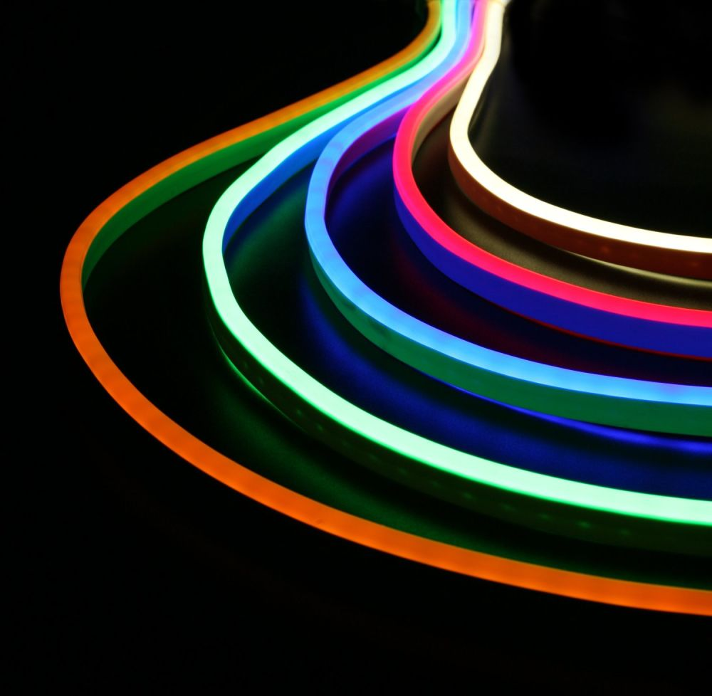 Картинки по запросу Светодиодный гибкий неон